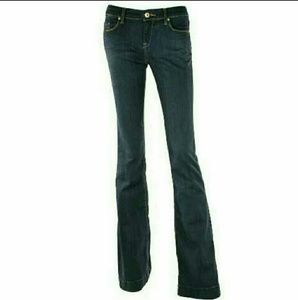 Anthropologie BlankNYC Flared Jeans, size 30